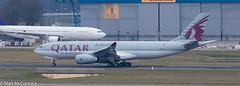 A7-AFJ Qatar Airways Cargo Airbus A330-243F (Niall McCormick) Tags: brussels airport bru ebbr aviation a7afj qatar airways cargo airbus a330243f