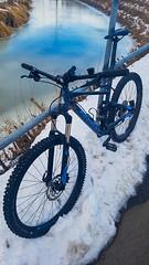 Frozen Creek Bicycle (Bracus Triticum) Tags: frozen creek bicycle アルバータ州 alberta canada カナダ 12月 december winter 2018 平成30年 じゅうにがつ 十二月 jūnigatsu 師走 shiwasu priestsrun