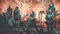 Amorphis - live in Kraków 2019 fot. Łukasz MNTS Miętka-31