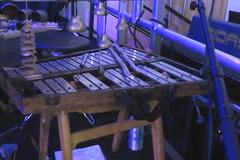 Xylophones, Gongs, etc. [Percussive Idiophones] 04: Glockenspiel (of Signy Jakobsdottir) (KM's Live Music shots) Tags: musicalinstrument hornbostelsachs chordophone glockenspiel metallophone signyjakobsdottir mischamacpherson royalconcerthall