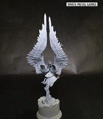 Karshendcera (whitemetalgames.com) Tags: kit bash bashes kitbash kitbashes conversion conversions custom original bits whitemetalgames wmg white metal games painting painted paint commission commissions service services svc raleigh knightdale knight dale northcarolina north carolina nc hobby hobbyist hobbies mini miniature minis miniatures tabletop rpg roleplayinggame rng warmongers angel god goddess dd pathfinder epic level character campaign dungeons dragons dungeonsanddragons