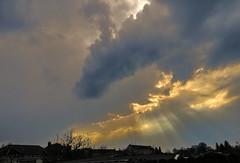 Aprilhimmel (berndtolksdorf1) Tags: deutschland thüringen wetter himmel sky wolken outdoor