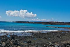 La Perouse Bay (Kirt Edblom) Tags: maui mauihawaii hawaii bay gaylene water waves wife waterscape landscape milf clouds blue bluesky bluewater rocks lava lavaflows beach coast pacific pacificocean ocean scenic serene kirt kirtedblom edblom luminar nikon nikond7100 nikkor18140mmf3556