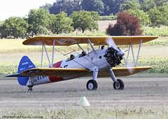 2018_08_17_IMG_1961 (jeanpierredewam) Tags: fazxn boeing stearman pt17 kaydet 753885 franceflyingwarbirds