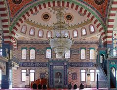 Islamic art (werner boehm *) Tags: wernerboehm kemer architecture moschee interior