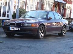 1996 BMW 735i Auto (Neil's classics) Tags: vehicle 1996 bmw 735i e38 3498cc