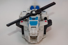 DSC_9365 (Quantum Stalker) Tags: hasbro takara power primes battleslash roadtrap battletrap duocon helicopter truck combiner decepticons legends small decent articulation robot disguise g1 homage