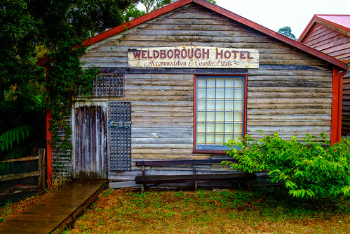 Weldborough Hotel