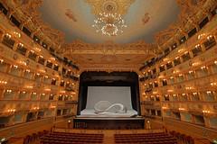 Infinito / Infinity (Venice, Veneto, Italy) (AndreaPucci) Tags: teatro lafenice venezia venice italia italy veneto andreapucci