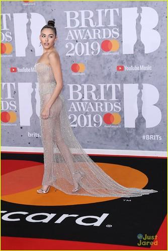 Madison Beer at Brit Awards 2019