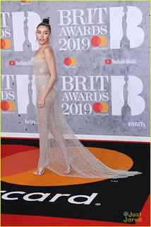 Madison Beer at Brit Awards 2019