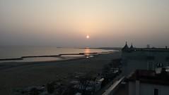Il mare d'inverno (danielebenvenuti) Tags: maredinverno sea beach riflessi water sunrise