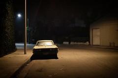 Spotlight (avilon_music) Tags: buick buickriviera 63riviera riviera streetscenes nightphotography markpeacockphotography cars la losangeles nightshots 1963buickriviera streetlight s100