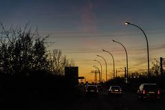 20190216-162 (sulamith.sallmann) Tags: fahrzeug verkehr weg wetter abend abenddämmerung auto autofahrt autos berlin deutschland dämmerung europa fahrbahn sonne sonnenuntergang strase strasenverkehr sulamithsallmann