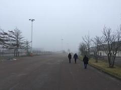dimma (rotabaga) Tags: sverige sweden göteborg gothenburg iphone dimma fog
