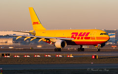 DHL_ABY_DAEAG_FRA_FEB2019 (Yannick VP - thank you for 1Mio views supporters!!) Tags: civil commercial cargo freight freighter transport aircraft dhl express eat europeanairtransport eurotrans airbus a300 300600 f ab6 aby daeag frankfurt rheinmain airport fra eddf germany de europe eu february 2019 departure takeoff runway rwy 18 aviaiton photography planespotting airplanespotting sunset evening light golden hour airplane aeroplane jet jetliner airliner
