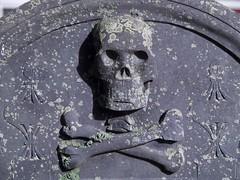 2018.10.29-14.26.29 (Pak T) Tags: cemetery chelmsford crossbones forefathersburialground grave graveyard massachusetts olympus1260mm skull skullcrossbones skullandcrossbones swd