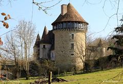 16 Montbron - Chabrot Château XV XVI 06 (Herve_R 03) Tags: france castle château architecture charente poitoucharentes