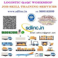 17 logistic  qaqc sdlinc quality control training 9600162099 (sdlincqualityacademy) Tags: coursesinqaqc qms ims hse oilandgaspipingqualityengineering sixsigma ndt weldinginspection epc thirdpartyinspection relatedtraining examinationandcertification qaqc quality employable certificate training program by sdlinc chennai for mechanical civil electrical marine aeronatical petrochemical oil gas engineers get core job interview success work india gulf countries