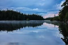 IMG_2570-1 (Andre56154) Tags: schweden sweden sverige wasser water see lake wolke cloud himmel landschaft landscape wald forest spiegelung reflexion reflection