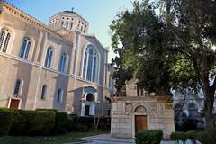etropolitan Church of Athens Evangelismos Theotokou (vic_206) Tags: etropolitanchurchofathensevangelismostheotokou athens atenas iglesia church