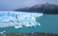 Perito Moreno Glacier / Ледник Перито Морено (Vladimir Zhdanov) Tags: travel argentina patagonia elcalafate peritomoreno lagoargentino andes lake glacier ice water mountains snow sky cloud landscape nature