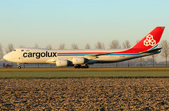 Cargolux Airlines International Boeing 747-8R7F LX-VCE / AMS (RuWe71) Tags: cargoluxairlinesinternational cargolux cvclx luxembourg boeing boeing747 boeing747f b747 b747f b7478 b7478f b748 boeing747800 boeing747800f boeing7478f boeing7478r7f lxvce cn358101454 cityofechternach amsterdamschiphol amsterdamschipholairport schiphol schipholairport schipholamsterdam ams eham widebody cargo taxiing freighter jumbo jumbojet cargoaircraft queenoftheskies
