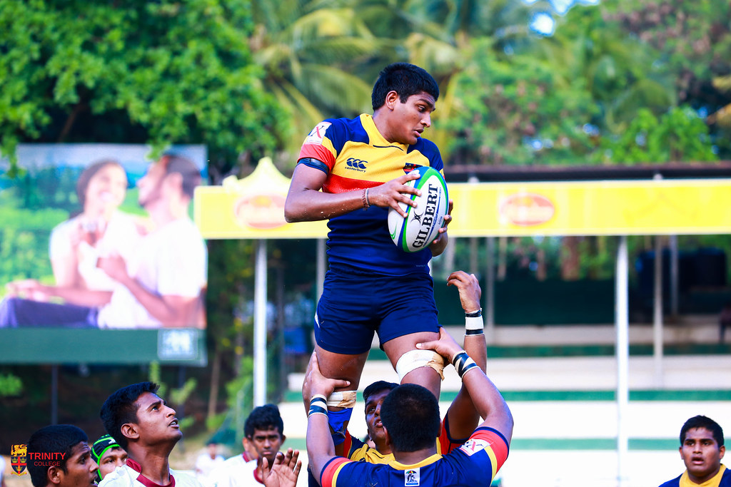 Rugby – Trinity College vs Science College – 30th March 2019