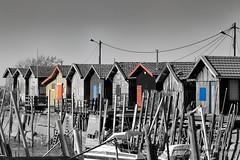 Cabanes de pêcheurs (Florent Péraudeau) Tags: cabanes de pêcheurs la teste du buesch arcachon nouvelle aquitaine canon eos 1 d mark mk iv 4 1d 24105 24 105 l is ums f4 f series sigma 60600 60 600 s sport florent péraudeau flox papa fp tls