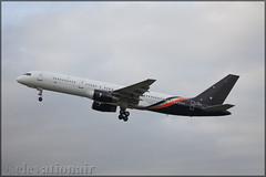 G-ZAPX Boeing 757-256 Titan Airways (elevationair ✈) Tags: dublin airport dublinairport dub eidw airliners airlines avgeek aviation airplane plane ireland titan titanairways zap hirein lease boeing 757 752 boeing757256 gzapx hotrod