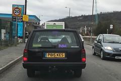 (Sam Tait) Tags: modified 1997 turbo classic retro estate 945 940 volvo purple 23 petrol