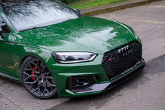 2019 RS5 Sportback (Rob Overcash Photography) Tags: audi sport rs5 sportback b9rs5 sonomagreen vossen abt