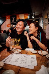 Ronald and Sammie (TommyOshima) Tags: leica m10 summilux 24mm f14 portrait