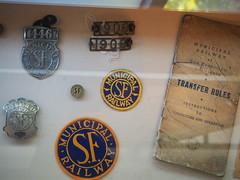 P9193037 (bentchristensen14) Tags: usa unitedstatesofamerica california sanfrancisco sanfranciscorailwaymuseum museum tram steuartstreet