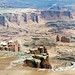Monument Basin from Grand Viewpoint, Canyonlands National Park