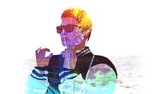 The Crying Game 【MushroomWave Mix】 (MKNaomi) Tags: vaporwave vapornoise music aesthetics 80s newwave