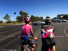 EF Education First (lukemarkof) Tags: style happy depth bicycle bike challenging interest custom fun cycle built australia radelaide holiday funky shadow cycling classic play travel tdu black adelaide tourdownunder teamyoungmarkof exposure special bikerace exotic dark view