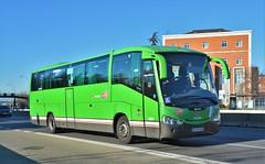 Madrid, avenida Puerta de Hierro 04.01.2019 (The STB) Tags: crtm consorcioregionaldetransportesdemadrid madrid bus autobus autobús busse publictransport citytransport öpnv transportepúblico