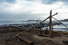 Sjøsanden (Ivan Mæland) Tags: beach mandal february wind ocean water sea sand