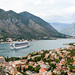 Old road to the Kotor fortress