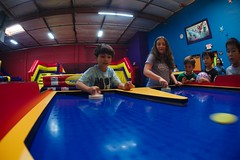 4741 Great Scott (mliu92) Tags: belmont pumpitup birthday inflatable party nikkor 1635