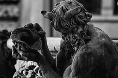 Faun (michael_hamburg69) Tags: hamburg germany deutschland rathaus townhall innenhof hygieiabrunnen hygieia 1895 gesundheit reinheit göttin griechmythologie griechisch hygiene geotagged faun man beard hörner mann bart horns josephvonkramer kramer 1896 fauno hansestadt geo:lat=53550227 geo:lon=9992006