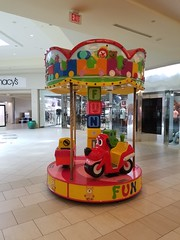 Edison Mall Kiddie Rides (Fort Myers, FL) (teamretro942) Tags: edison mall kiddie rides