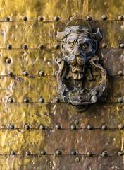 Spain - Cordoba - One of the Mosque's door (Marcial Bernabeu) Tags: marcial bernabeu bernabéu europe europa south sur spain españa andalus andalusia andalucia andalucía andalusian andaluz andaluza cordoba córdoba mezquita mosque door puerta golden gold dorado dorada old antique antigua