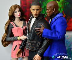 JATMAN - Sister Williams E01 - 06 (JATMANStories) Tags: 16scale 16 actionfigure fashionroyalty agnes integrity story urban