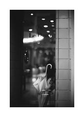 *雨の日 (niko**) Tags: leica leicam2 canon50mmf095 ilford panfplus50 135 35mm filmphotography yokohama