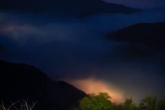 DSC02630 (JIMI_lin) Tags: 露營 司馬限山嵐露營區 苗栗 taiwan 雲海 seaofclouds 琉璃光