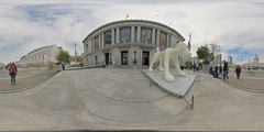 The Asian Art Museum of San Francisco – Chong-Moon Lee Center for Asian Art and Culture (samayoukodomo) Tags: 360° 360 360camera photosphere equirectangular lifeis360 lifein360 insta360onex naradog