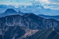 Zugspitze (Fliwatuet) Tags: alpen alps bayrischzell berge herbst hike mft microfourthirds mountains omdem10markii olympus wanderung wendelstein bayern deutschland