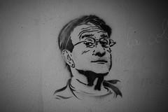 Lucio Dalla's street wall art (alessio.vallero) Tags: italianmusic music history portrait wall draw wallart luciodalla bologna metropolitancityofbologna italy it